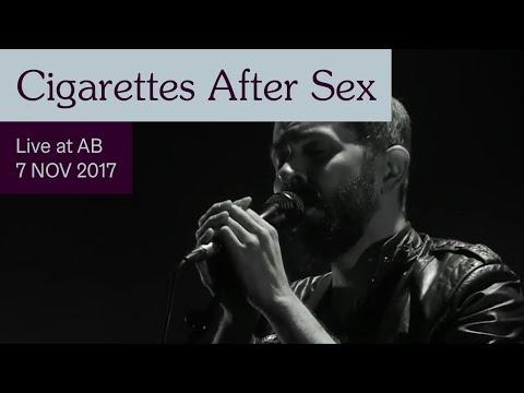 Cigarettes After Sex Live at AB - Ancienne Belgique