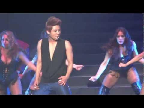 120830 XIA Junsu 1st World Tour in NY Set Me Free
