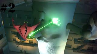 MR. SMOOTHY GOES BERSERK! - Ben 10 Alien Force Vilgax Attacks - Part 2 - Bellwood (2/2)