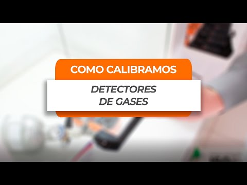Como calibramos um detector de gases