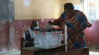 Voting opens in Guinea's tense presidential election | AFP