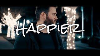 Marshmello ft. Bastille - Happier   Chaz Mazzota (Cover)