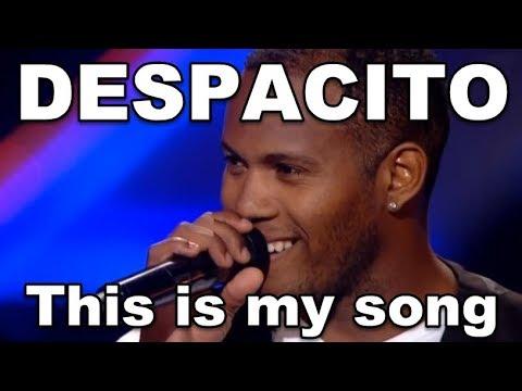 DESPACITO VOICE, DESPACITO X Factor MIND BLOWING FUN! Luis Fonsi - DESPACITO Covers,  Daddy Yankee