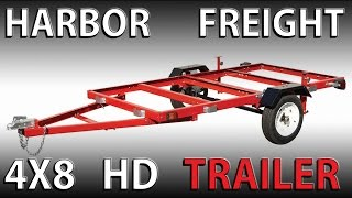 Harbor Freight 1720 Lb  Capacity 48