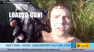 My River Treasure Channel was on the NEWS!!! (PLUS an Exciting Announcement!)