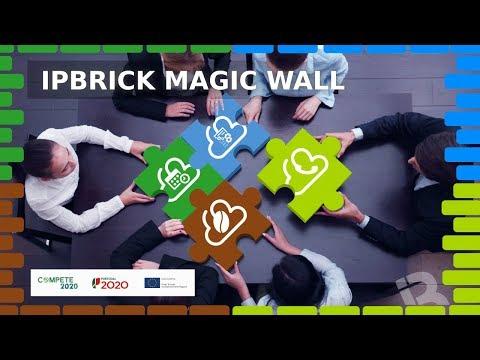 IPBRICK Magic Wall