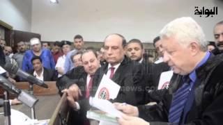 مرتضى منصور مدافعًا عن أحمد موسى: مذكرة دفاع الغزالي حرب هي سب وقذف     -
