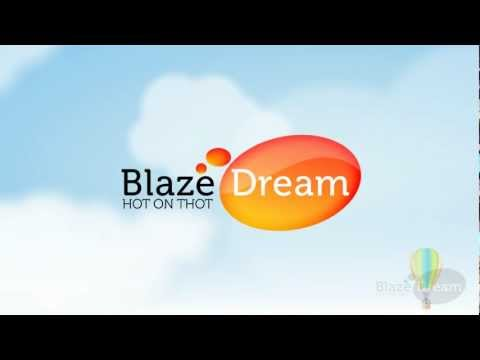 BlazeDream Logo Animation