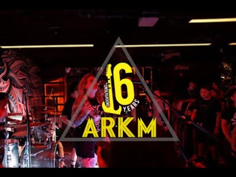 ARKM - Disavowed at Underground 16th Anniversary Party - June 2020 at Rula Live