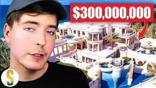10 Most EXPENSIVE Youtubers Homes (MrBeast, Jojo Siwa, Logan Paul, David Dobrik)