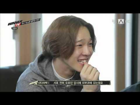 티격태격하는 이승훈&박봄