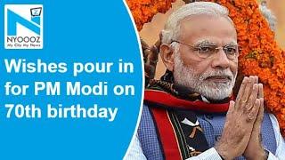 Rahul Gandhi wishes Prime Minister Narendra Modi on 70th b..