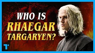 Game of Thrones: Rhaegar Targaryen Character Study
