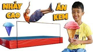 Tony | Cuộc Thi Nhảy Cao Ăn Kem Tươi - Jump high Get IceCream