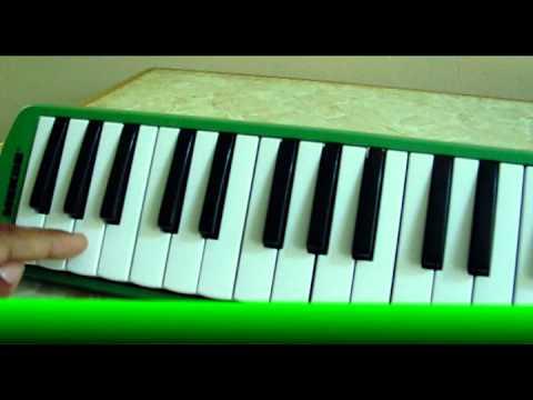 MELODICA Lección 002 - Las Notas Musicales
