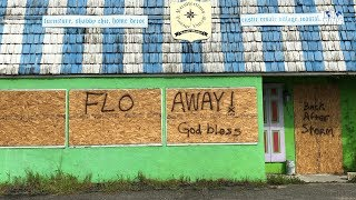 Unique Hurricane Florence Signs: Flo You Can Kiss My Grits