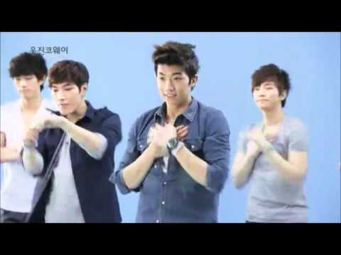 SNSD 2PM - Coway CF Song Dance