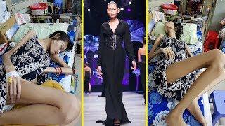 Đau xót số phận người mẫu Kim Anh :Ra đi sau sinh nhật 3 ngày,chỉ còn da bọc xương chưa kịp đón Tết