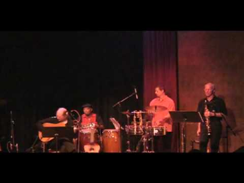 Mariah Parker's Indo Latin Jazz Ensemble - Affinity Minus One by Mariah Parker