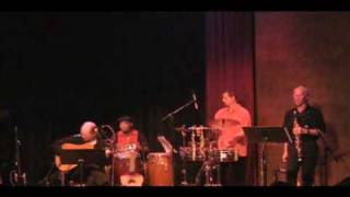 Mariah Parker's Indo Latin Jazz Ensemble - Affinity Minus One by Mariah Parker