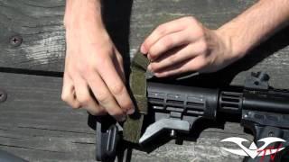 Valken V-Tac Sling Camo, Woodland