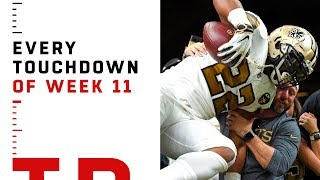Every Touchdown from Week 11   NFL 2018 Highlights