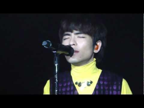 20121208蕭敬騰以愛之名新歌發表會(9) ─ 如果
