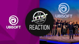 #UbiE3 2018 Reaction Supercut - TTS Special
