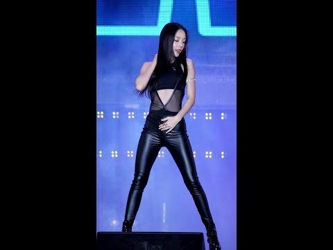 140921 k-pop expo 아이돌페스티벌 카라(KARA) - step 구하라 직캠