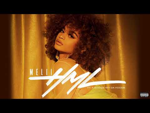 Melii - HML feat. A Boogie wit da Hoodie (Official Audio)