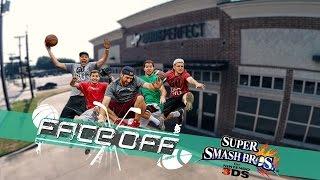 Dude Perfect: Nintendo 3DS Super Smash Bros. Challenge