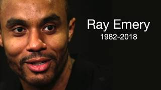 Ottawa Senators remember Ray Emery