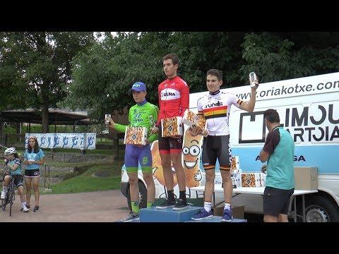 Danel Casaisek eta Naia Amondarainek irabazi dute Amarozko txirrindulari lasterketa