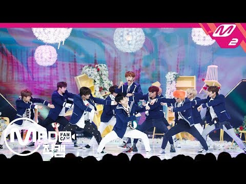 [MPD직캠] 더보이즈 직캠 4K 'Bloom Bloom' (THE BOYZ FanCam) | @MCOUNTDOWN_2019.5.2