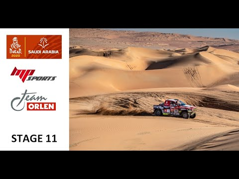 Martin Prokop MP-Sports DAKAR 2020 - Stage 11