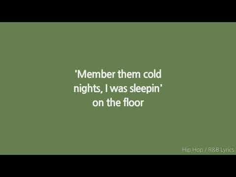 Roddy Ricch - Down Below (Lyrics)