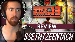 Asmongold Reacts to Space Station 13 Review by SsethTzeentach