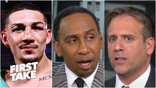 Max and Stephen A. break down Teofimo Lopez's win vs. Vasiliy Lomachenko | First Take