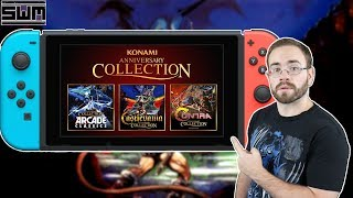 It's Official, Castlevania Is Finally Coming To Nintendo Switch