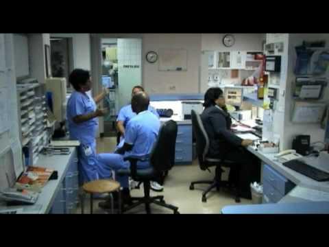 Verpleegkundige Kim op Aruba / Nurse Kim on Aruba / Pflegefachkraft Kim auf Aruba