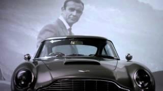 The Aston Martin DB - An iconic heritage