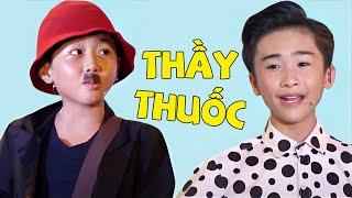 Kịch THẦY THUỐC - Bé Gia Bảo ft. Bé Thiên Vương [Chương trình HỘI NGỘ SAO NHÍ]