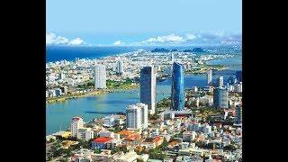 Kho Tư liệu Xây dựng - Thành phố Đà Nẵng nhìn từ trên cao