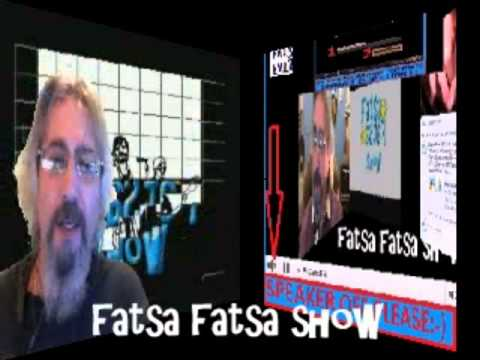 Fatsa Fatsa Tv Show presents How to Chat to Kim Nicolaou in Studio (pr)
