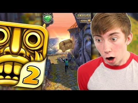 Temple Run 2 - ARTIFACTS - Part 11 (iPhone Gameplay Video)