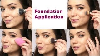 Foundation Applications