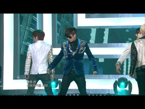 BTOB - Insane, 비투비 - 비밀, Music Core 20120407