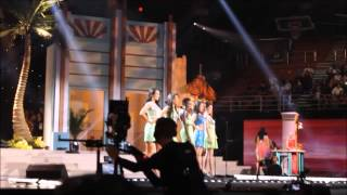 MISS UNIVERSE 2014 - PRELIMINARY COMPETITION PART 1 - CANDIDATES PRESENTATION