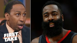 This is James Harden's last chance to win a title - Stephen A. | First Take