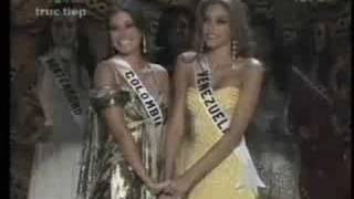 Hoa hậu venezuela đăng quang hoa hậu hoàn vũ 2008 tại Việt N